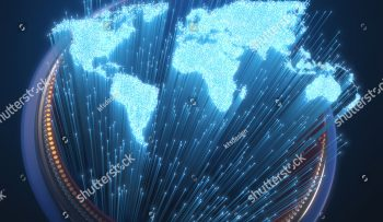 stock-photo-optical-fibers-lit-in-the-shape-of-the-world-map-d-image-concept-of-global-communication-by-413461009