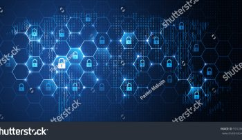 stock-vector-global-network-security-world-map-vector-illustration-591206291